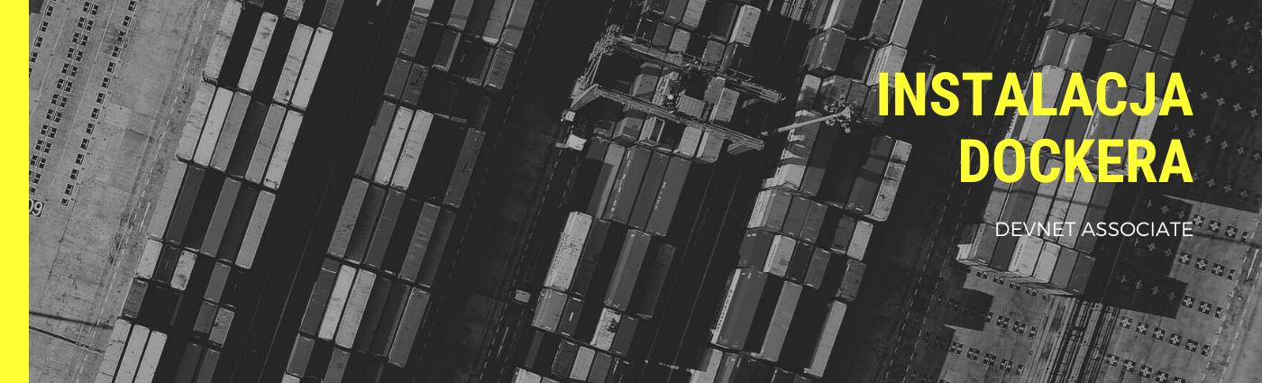 Instalacja Dockera