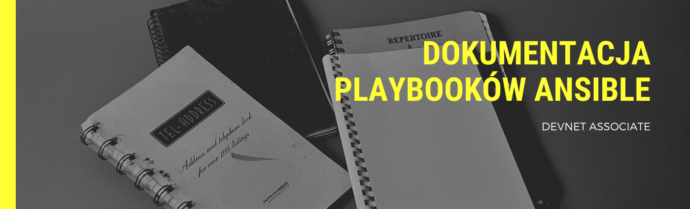Dokumentacja playbooków Ansible