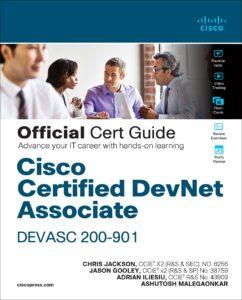 Podręcznik Cisco Certified DevNet Associate DEVASC (200-901)