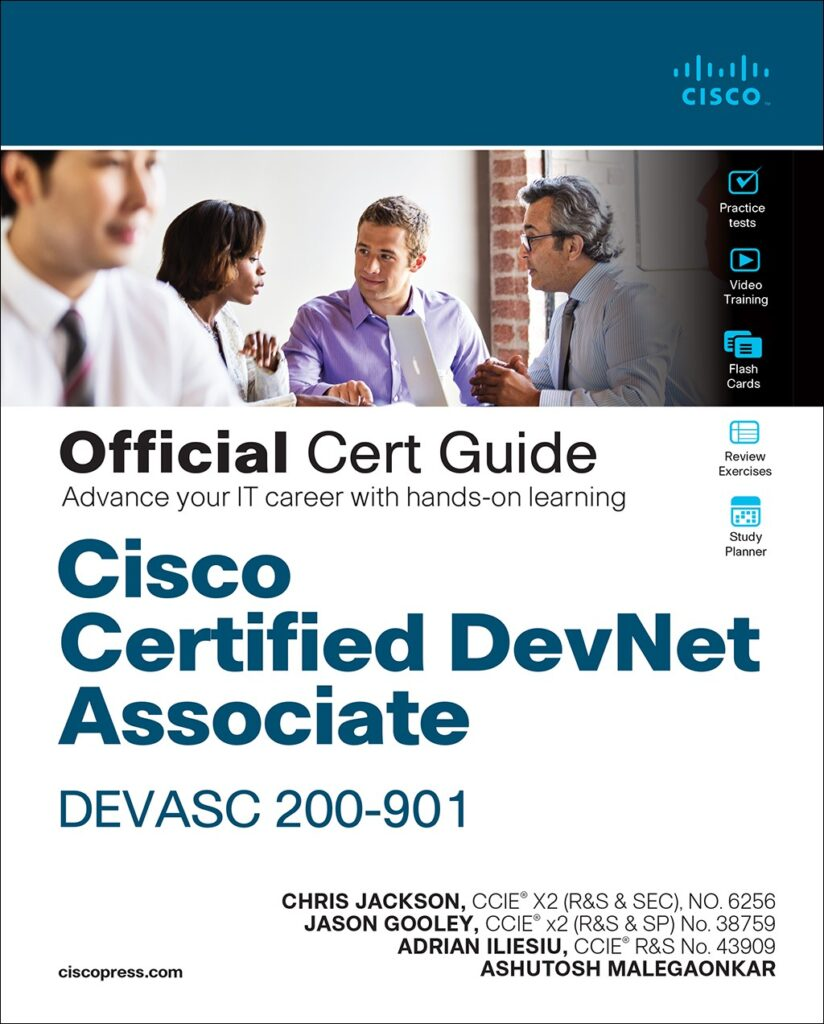 Podręcznik Cisco Certified DevNet Associate DEVASC (200-901)