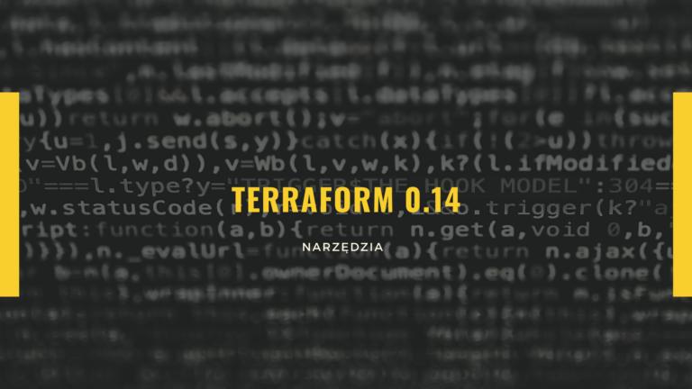 Terraform 0.14