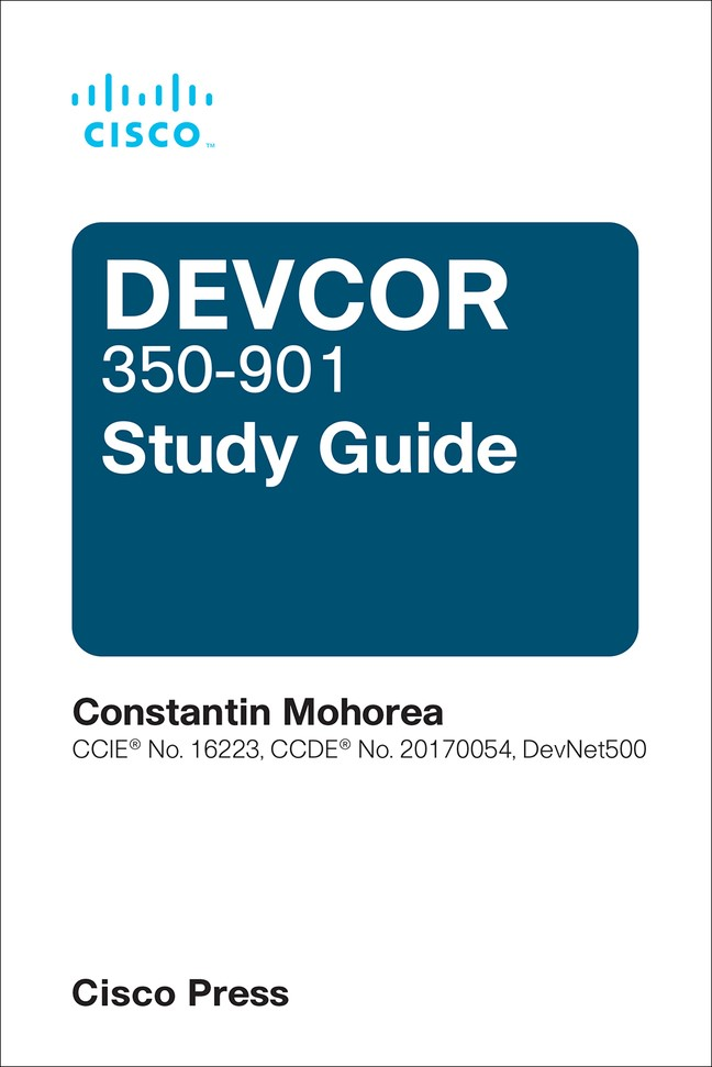 Okładka DEVCOR Study Guide